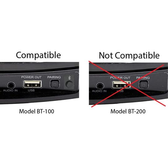 Serene Innovations Sereonic TV Soundbox Expansion Speaker (for Model BT-100)