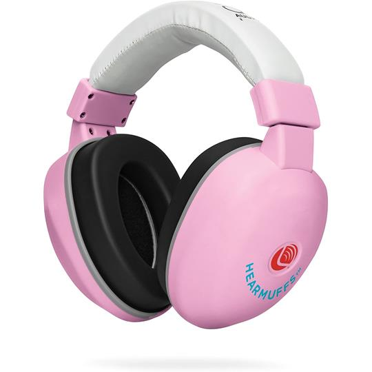 Lucid Audio Baby HearMuffs   Pastel Pink