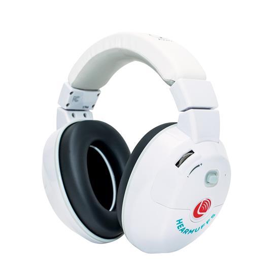 Lucid Audio Kids HearMuffs TRIO | White