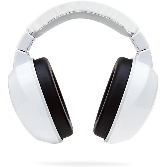 Lucid Audio Kids HearMuffs | White