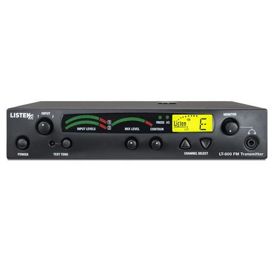 Listen Technologies LT-800 Stationary Audio RF Transmitter 72MHz