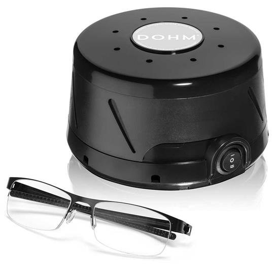 Marpac Dohm DS White Noise Sound Therapy Machine Black