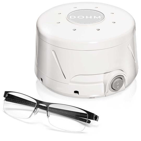 Marpac Dohm DS White Noise Sound Therapy Machine White