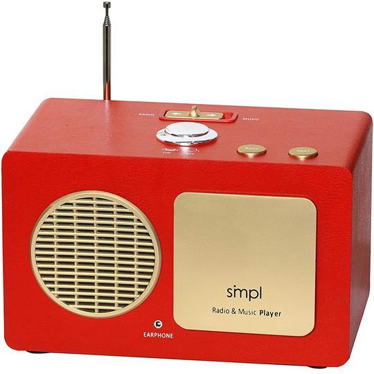 SMPL Radio and Music Player