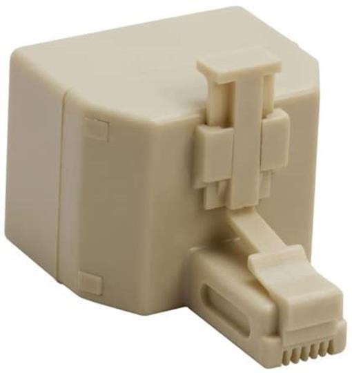 Multi-Phone Line Adapter Y-Jack