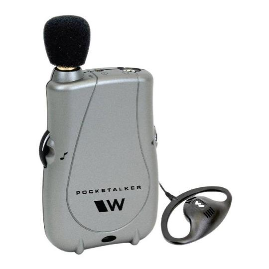 Williams Sound Pocketalker Ultra Personal Sound Amplifier with Surround Earphone E22