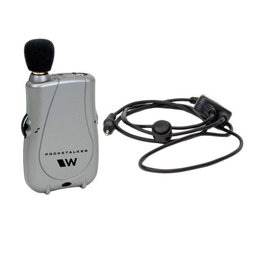 Williams Sound Pocketalker Ultra Personal Sound Amplifier with Neckloop N01