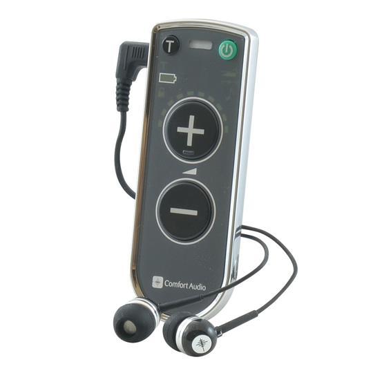 Comfort Audio Duett with Earphone / Headphone